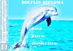 Dolfijn Zwemdiploma